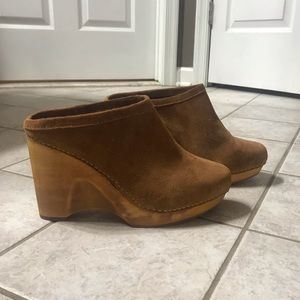 Jeffrey Campbell x Free People Suede Booties